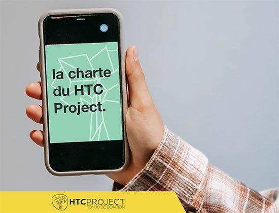 La charte du HTC Project (2021)